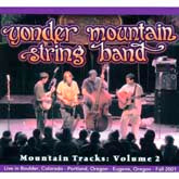 YONDER MOUNTAIN STRING BAND 'Mountain Tracks Vol. 2' FPR-5176-CD