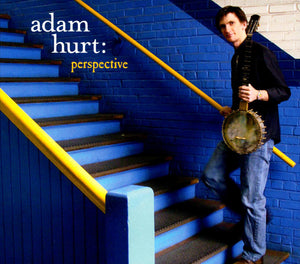 ADAM HURT 'Perspective' UBI-002-CD