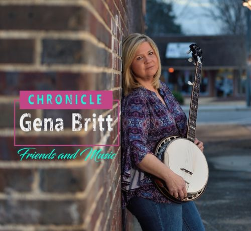 GENA BRITT 'Chronicle: Friends and Music' PRC-1230-CD