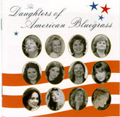 VARIOUS 'Daughters Of American Bluegrass' CMH-8867-CD