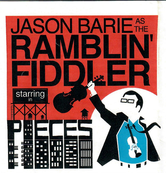 JASON BARIE 'Pieces' BBR-1010-CD