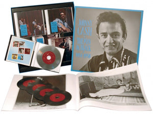 JOHNNY CASH 'The Man in Black 1954/58' (5 CD) BCD-15517-CD