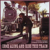 JOHNNY CASH 'Come Along and Ride This Train' BCD-15563-4CD