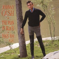JOHNNY CASH 'The Man in Black 1963/69' (6 CD) BCD-15588-CD