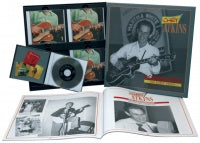 CHET ATKINS 'GALLOPING GUITAR EARLY YEARS' BCD-15714-CD
