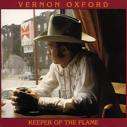 VERNON OXFORD 'Keeper of the Flame' 5CDs BCD-15774