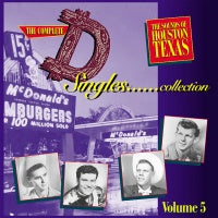 VARIOUS ARTISTS 'Complete D Singles Vol 4' (4 CD) BCD-15836-CD