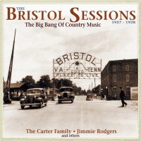 VARIOUS ARTISTS 'The Bristol Sessions' BCD-16094-5CD