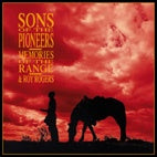 SONS OF THE PIONEERS 'Memories of the Range' BCD 16104-CD