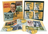 JIMMIE DAVIS 'You Are My Sunshine' (5 CD) BCD-16216-CD