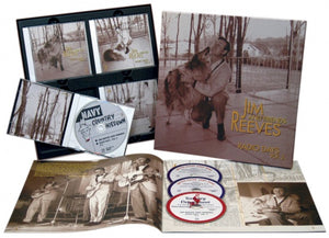 JIM REEVES 'and Friends Radio Days Vol. 2' (4 CD) BCD 16282-CD