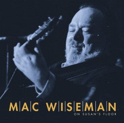MAC WISEMAN 'On Susan's Floor' (4CDs) BCD-16736-CD