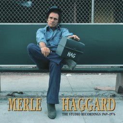 MERLE HAGGARD 'Hag' The Studio Recordings 1968-1976 BCD 16749-6CD
