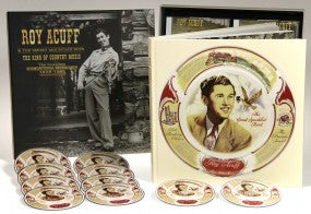 ROY ACUFF AND THE SMOKY MOUNTAIN BOYS 'King of Country Music - 1936-1951' BCD 17300-9CD/1DVD