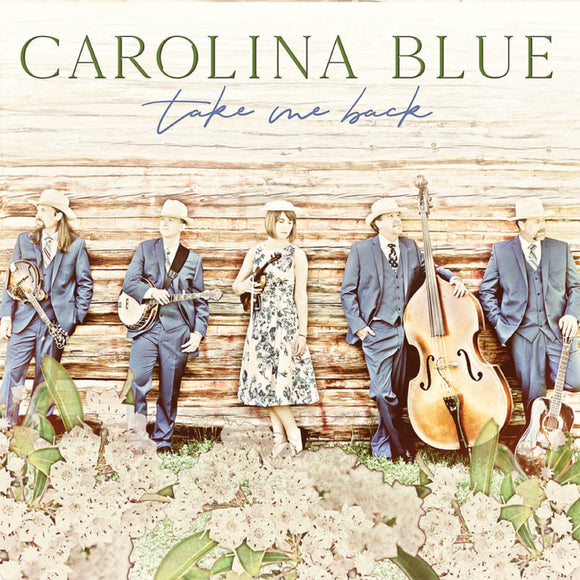 CAROLINA BLUE 'Take Me Back' BBR-1654-CD