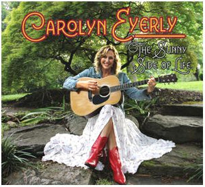 CAROLYN EVERLY 'The Sunny Side of Life' PATUX-344-CD