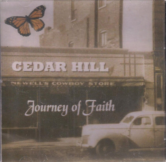 CEDAR HILL 'Journey of Faith' NR21235