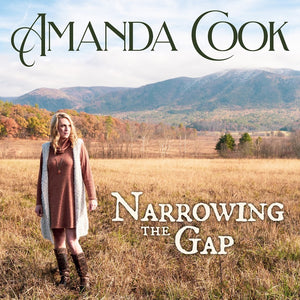 AMANDA COOK 'Narrowing the Gap' MFR-210326-CD