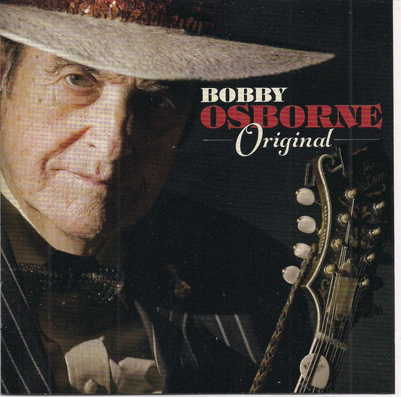 BOBBY OSBORNE 'Original' COMP-4687-CD