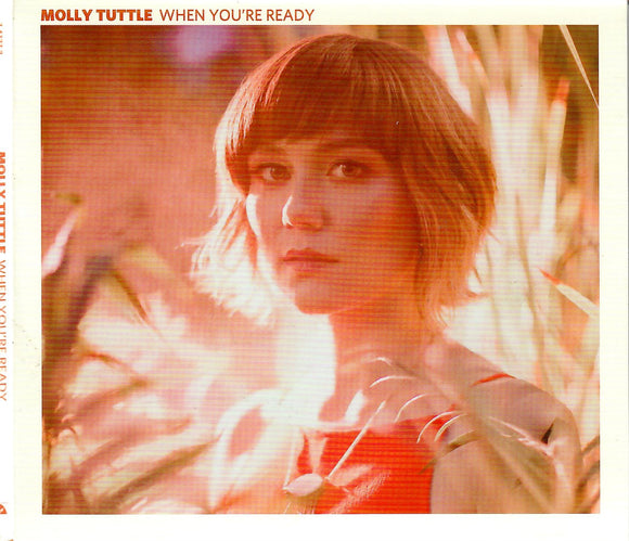 MOLLY TUTTLE 'When You're Ready'  COMP-4727-CD