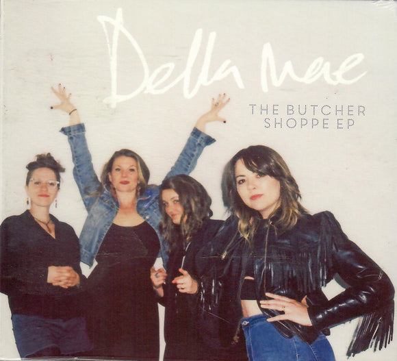 DELLA MAE 'The Butcher Shoppe EP' ROU-00493
