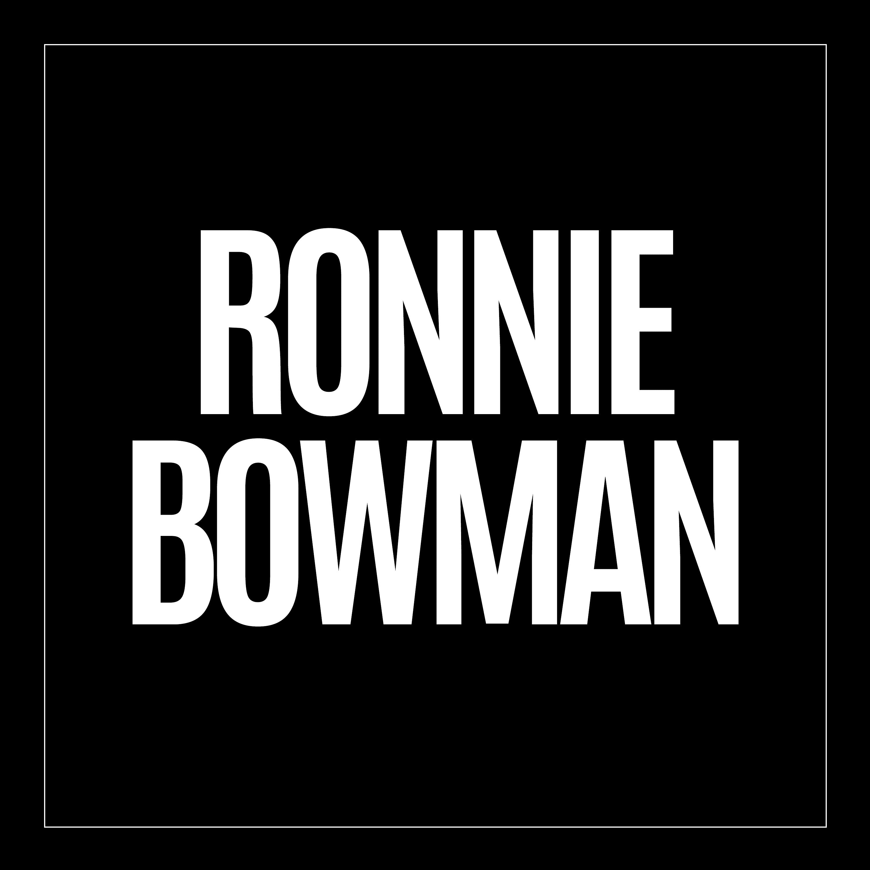 RONNIE BOWMAN EMG-10225-CD