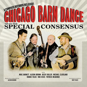 SPECIAL CONSENSUS 'Chicago Barn Dance' COMP-4756-CD