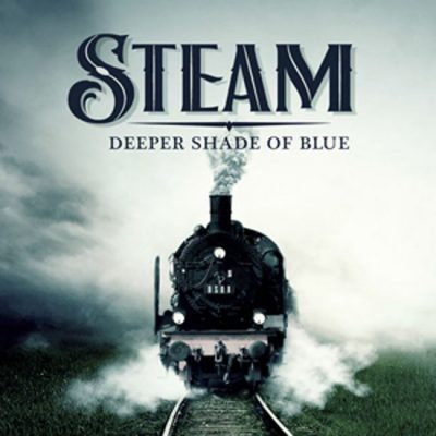 DEEPER SHADE OF BLUE 'Steam'  MFR-180629-CD