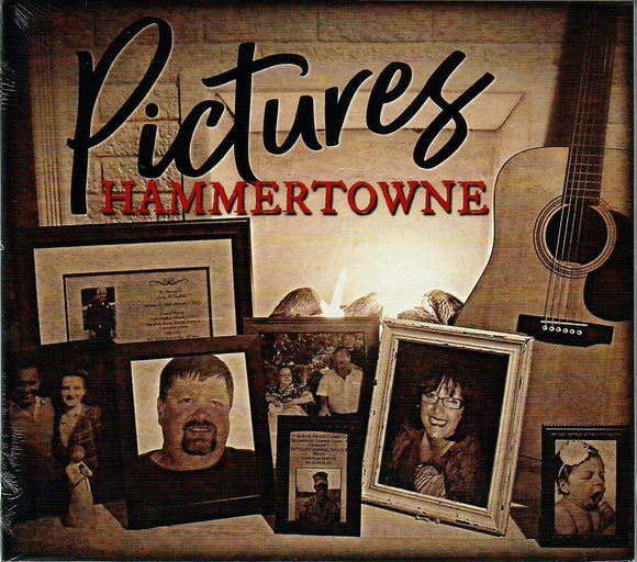 HAMMERTOWNE 'Pictures'  MFR-190712-CD