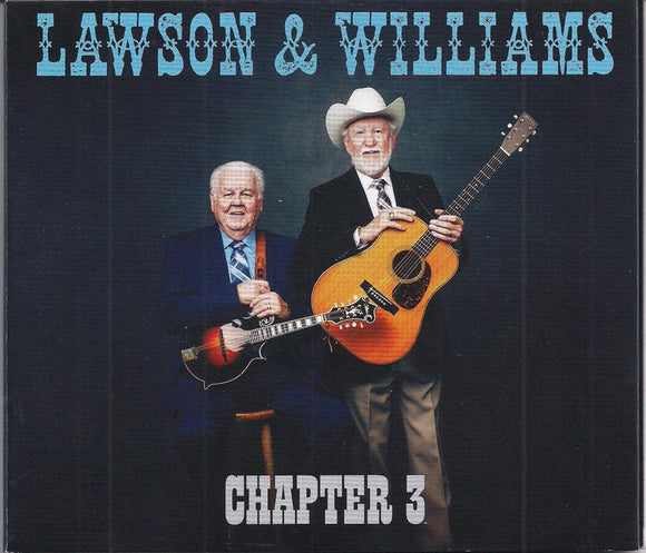 LAWSON AND WILLIAMS 'Chapter 3'
