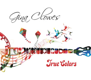GINA CLOWES 'True Colors' MH-1700-CD