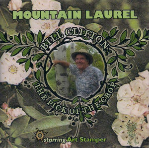 BILL CLIFTON & THE PICK OF THE CROP 'Mountain Laurel' ELF-106