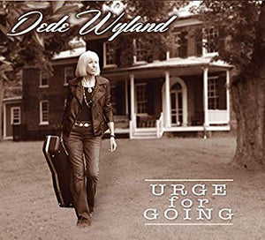 DEDE WYLAND 'Urge for Going'    PATUX-303-CD