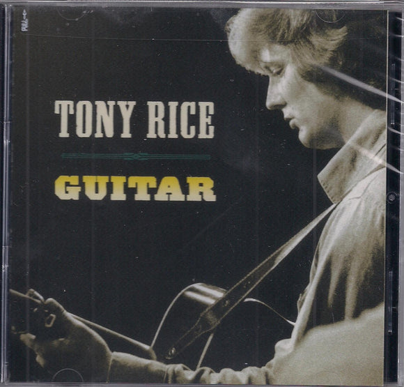 TONY RICE 'Guitar'