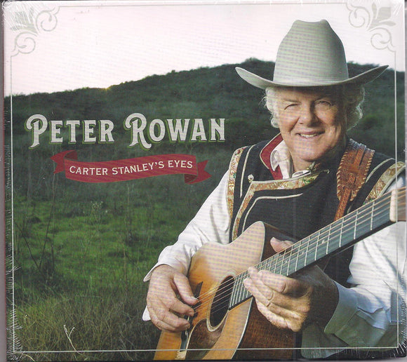 PETER ROWAN 'Carter Stanley's Eyes' REB-1861-CD