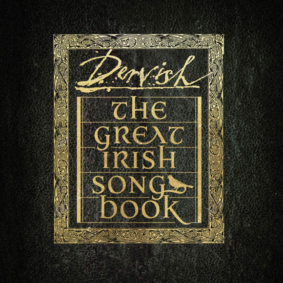 DERVISH  'The Great Irish Songbook'  ROU-00489-CD