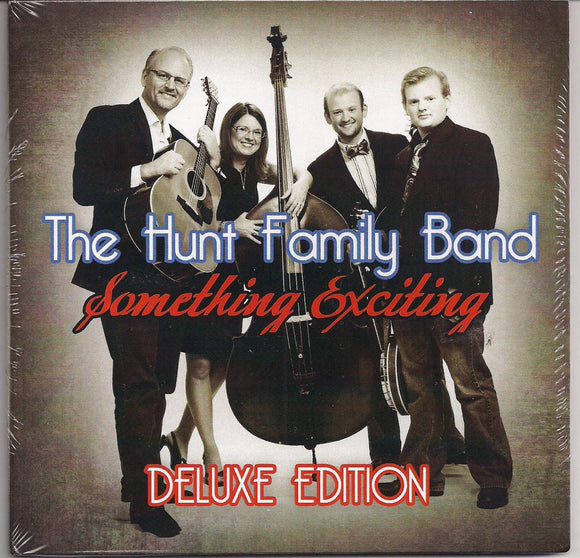 HUNT FAMILY BAND 'Something Exciting' - Deluxe Edition