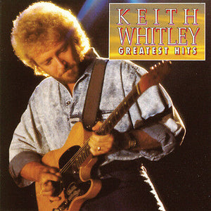 KEITH WHITLEY 'Greatest Hits' RCA-2277-CD