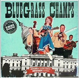 BLUEGRASS CHAMPS 'Live From The Don Owens Show' YEP-2555-CD