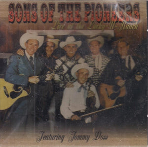 SONS OF PIONEERS 'Live at the Lucky-U-Ranch' BCG-1004