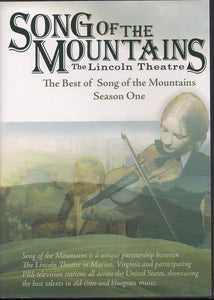 VARIOUS ARTISTS 'Song of the Mountains - Season 1'