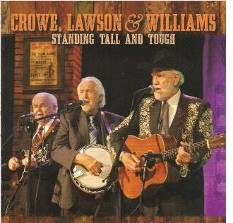 CROWE, LAWSON & WILLIAMS 'Standing Tall and Tough' MH-1502-CD