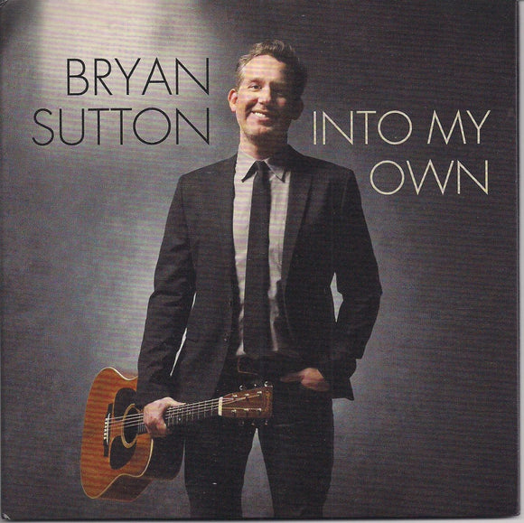 BRYAN SUTTON 'Into My Own' SH-4105-CD