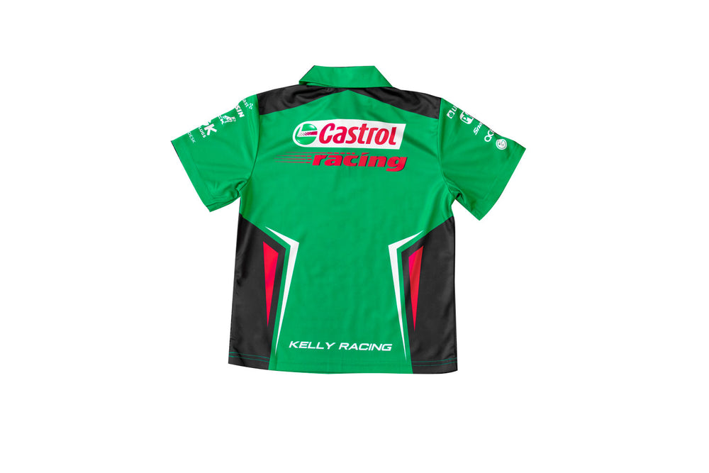 CASTROL TEAM POLO KIDS