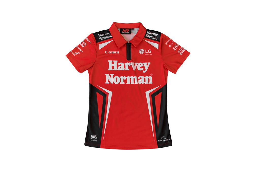 HARVEY NORMAN TEAM POLO LADIES