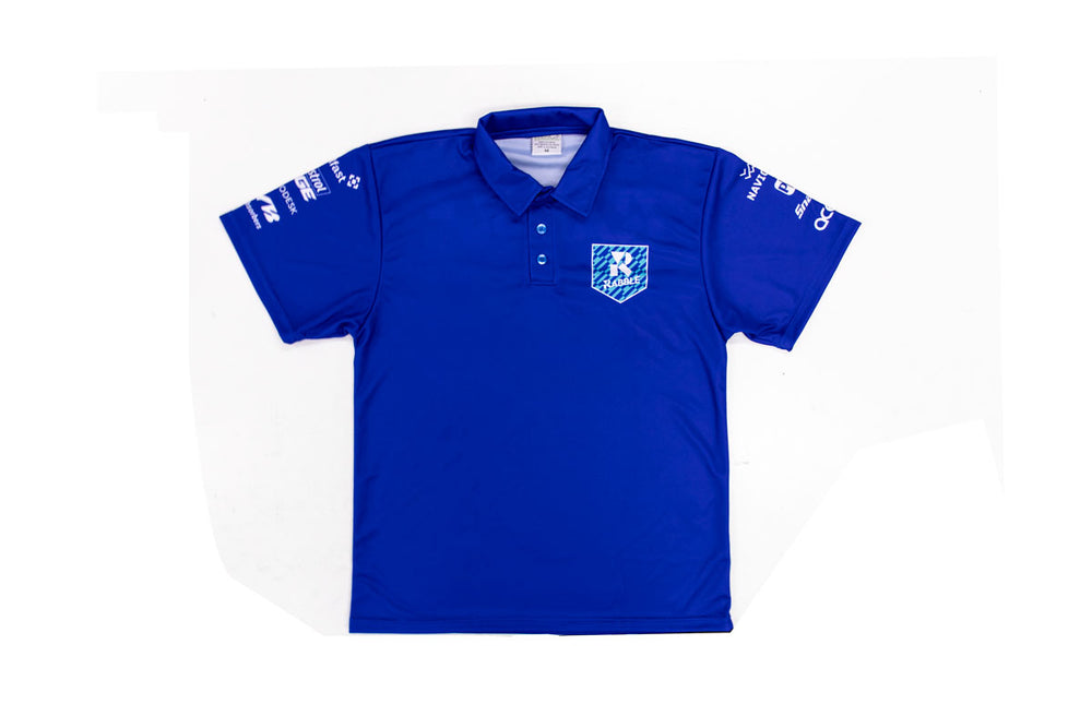 KELLY RACING RABBLE POLO MENS