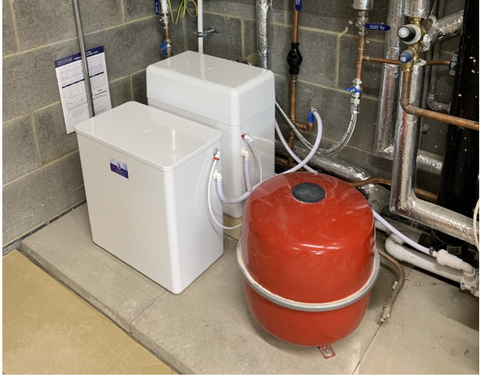 Harvey XL1 and XL2 water softener