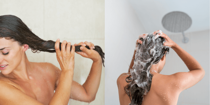 soft water and lather