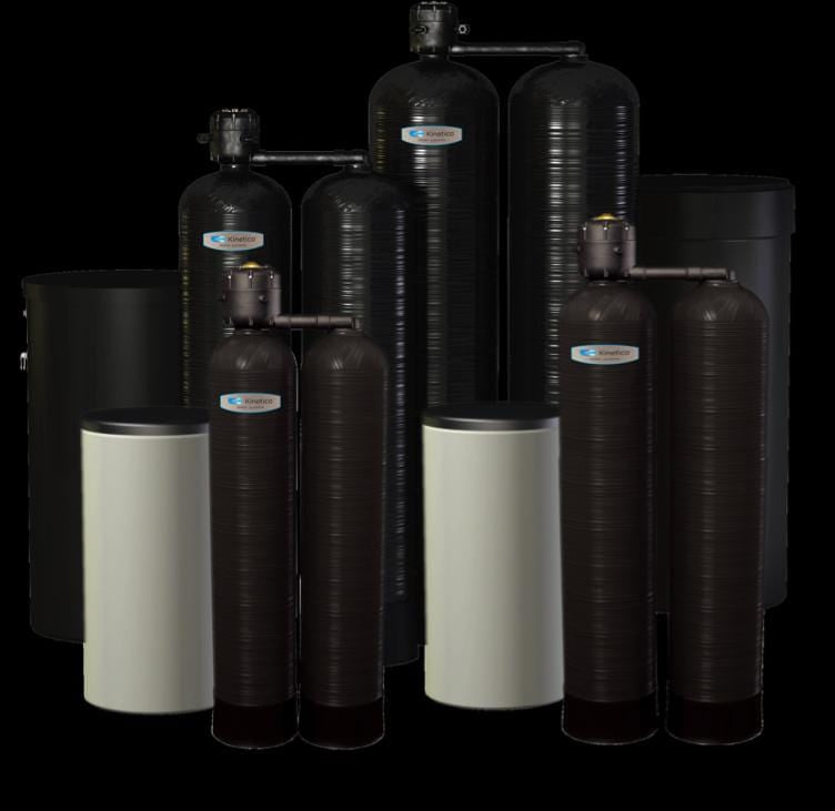 CP Series Water Softeners