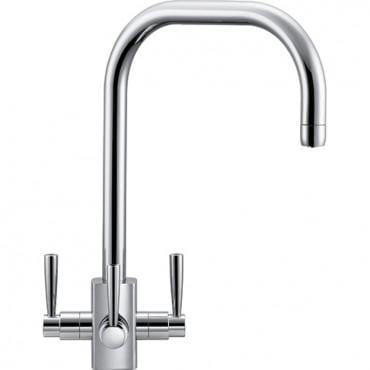 Kubus Franke 3 Way Filterflow Tap Chrome